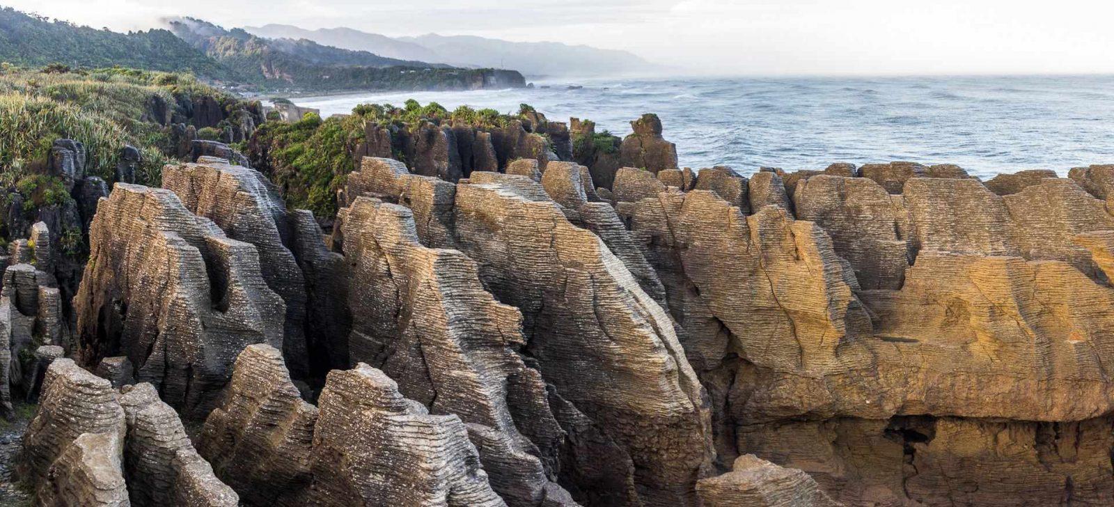 Punakaiki (Pancake) Rocks