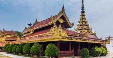 Barma 6 - Mandalay a její oslňující paláce