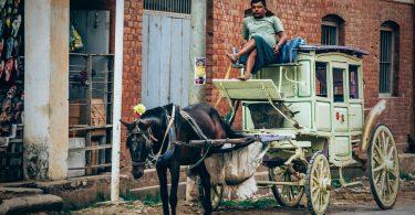 Barma 8 - Chladivý Pyin Oo Lwin, městečko ze starých časů