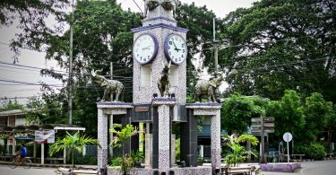 Thajsko 6 - Cestovní intermezzo mezi Barmou a Kambodžou