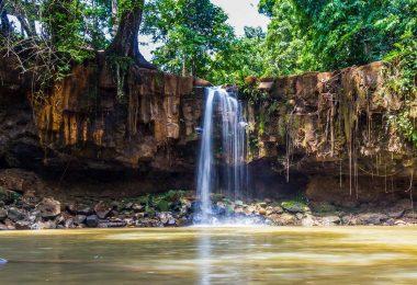 Kambodža 2 - Sen Monorom, brána na zelený severovýchod