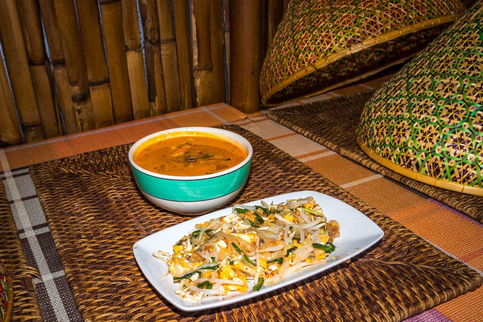 Kurz thajské kuchyně - tom yum a pad thai