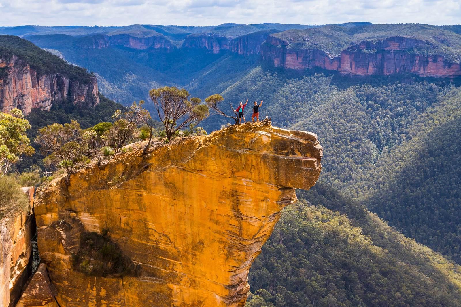 Hanging Rock, Austrálie