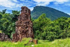 Čamský chrámový komplex My Son