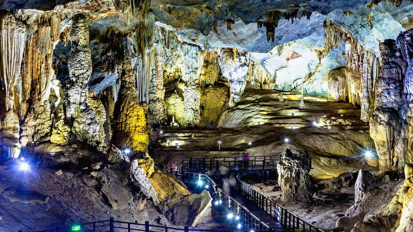 Vietnam 14 - Návštěva nejkrásnější jeskyně světa a parku Phong Nha - Ke Bang