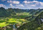 Vietnam 19 - Kouzelná vyhlídka nad Bac Son a etnomuzeum