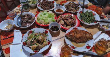Vietnam 21 - Neplánovaná zastávka v Bao Lac a svátek Vu Lan