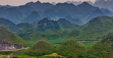 Vietnam 23 - Motomaraton Ha Giang - Dong Van - průsmyk Ma Pi Leng