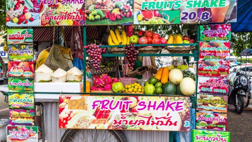 Thajsko 7 - od nejzazšího severu na dálný jih