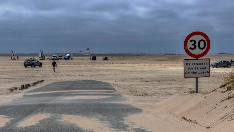 Ostrov písku a vřesu Rømø a nejstarší dánské město Ribe