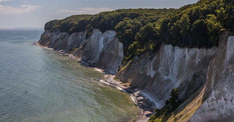 Německé pobřeží Baltu a Dánsko 2018