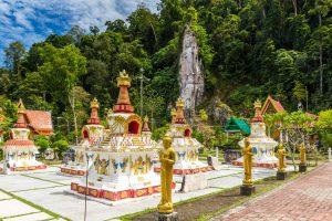 Buddhistický chrám Wat Koh Wanararm