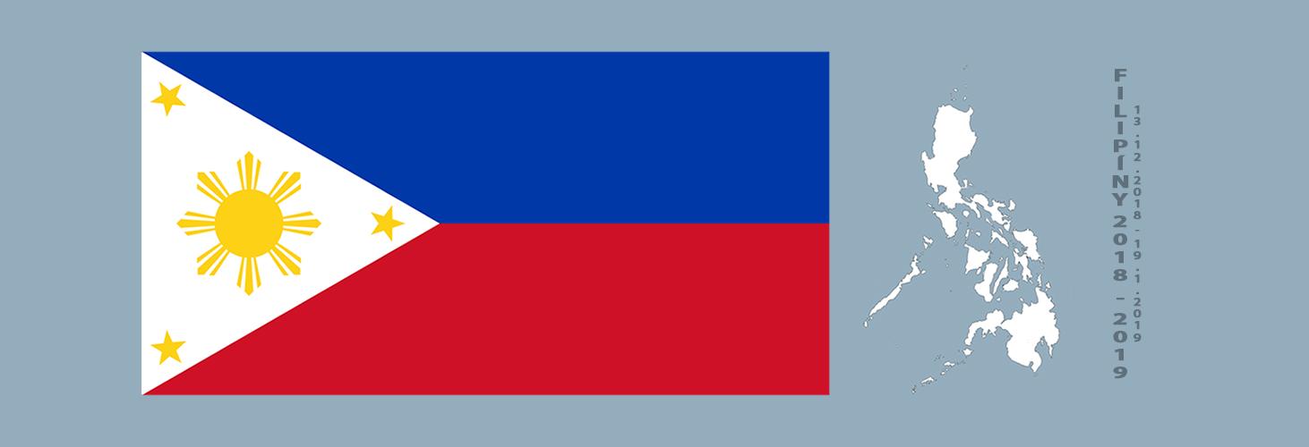 Filipíny 2018 - 2019