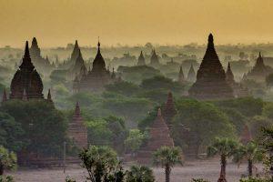 Myanmar, Thajsko a Kambodža: Do koloniálních časů po křivých kolejích
