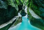 Oslob - potápění se žraloky a dobrodružný vodopád Dao Falls
