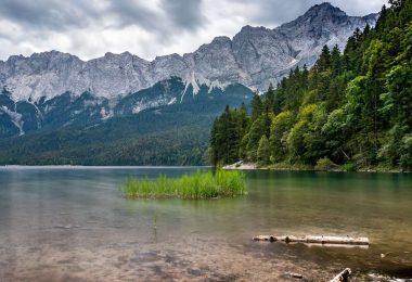 Německé Eibsee, rakouská pokuta a první italský nocleh