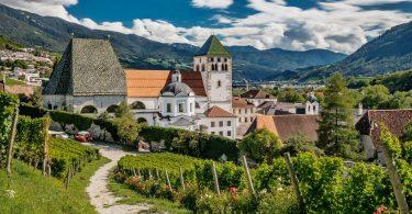 Za Havlíčkem a Sulejmanem do Brixenu, za horskými výhledy na Plan de Corones