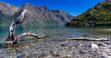 Mavora Lakes, potlučený foťák a jediné velké město Jihu Invercargill